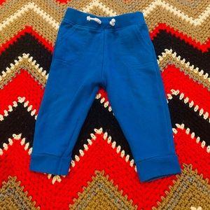 Garanimals blue infant sweat pants